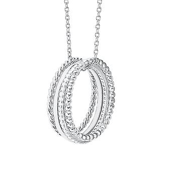 s.Oliver jewel ladies chain necklace silver Zikonia rings 2015037