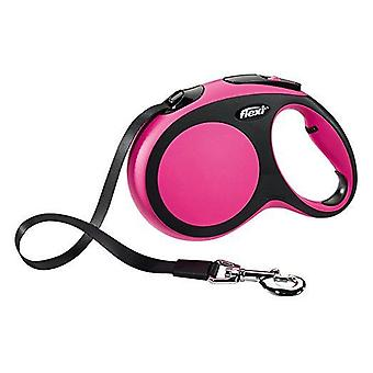 Flexi nye Comfort Tape Pink stor 50kg - 8m