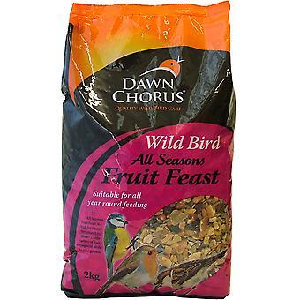 Dawn Chorus Wild Bird alle sæsoner frugt fest 2kg