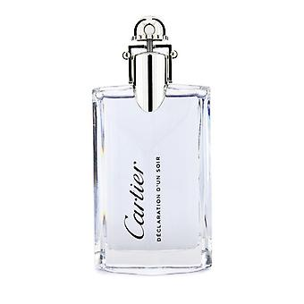 Cartier Declaration d'Un Soir Eau De Toilette Spray 50ml/1.6oz