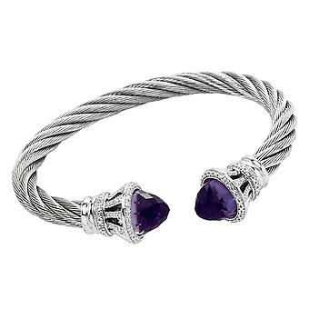 Burgmeister Bangle with Cubic Zirconia JBM3001-521