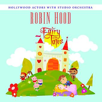 Hollywood Actors with Studio Orchestra - Robin Hood USA import