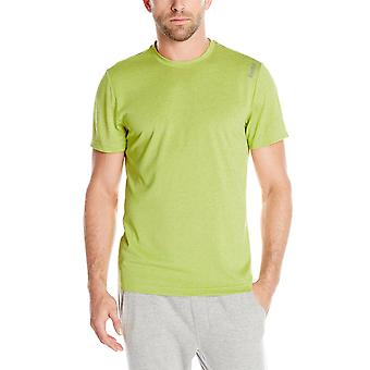 Reebok Sport Essentials Poly Tech Performance T-Shirt-vitale groene