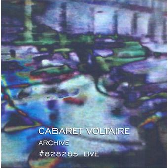 Archive 828285 Live by Cabaret Voltaire