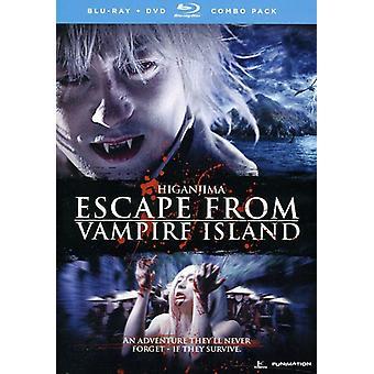 Higanjima: Flygte fra Vampire Isalnd [BLU-RAY] USA importerer
