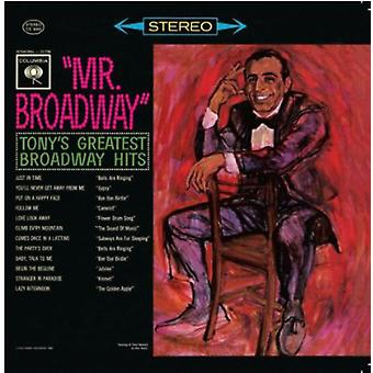 Tony Bennett - herr Broadway [CD] USA import