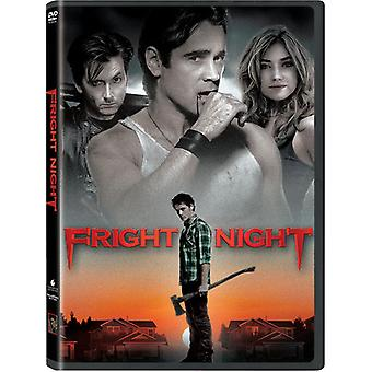 Forskrækkelse Night (2011) [DVD] USA import