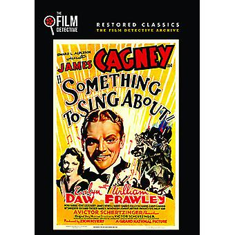 Something to Sing About [DVD] USA import
