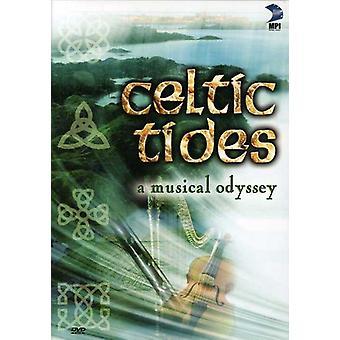 Keltische getijden: Een muzikale Odyssey [DVD] USA import