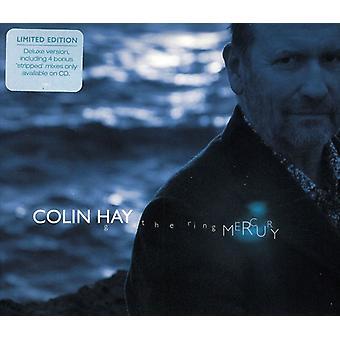 Colin Hay - Gathering Mercury [CD] USA import