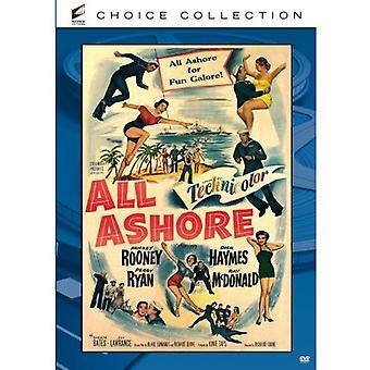 All Ashore [DVD] USA import