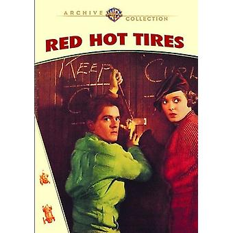 Red Hot Tires (1935) [DVD] USA import