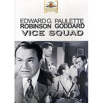 Vice Squad [DVD] USA import