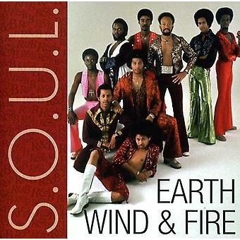 Earth Wind & Fire - S.O.U.L. [CD] USA importieren