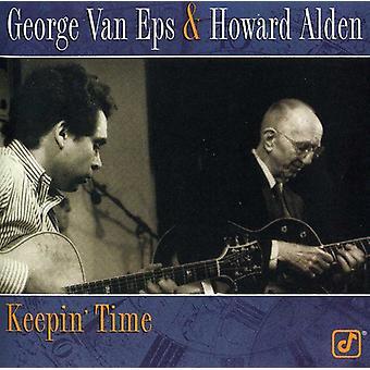 Van Eps/Alden - Keepin ' tijd [CD] USA import