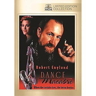 Dance Macabre [DVD] USA importerer