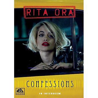 Rita Ora - Confessions [DVD] USA importerer