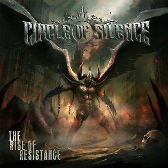 Cirkel af tavshed - Rise of Resistance [CD] USA import