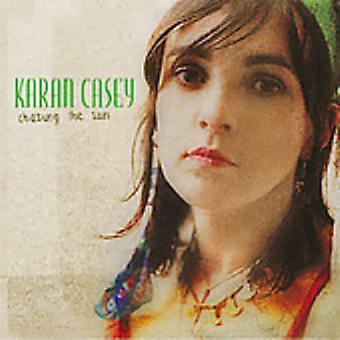 Karan Casey - Chasing the Sun [CD] USA import