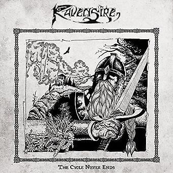 Ravensire - Ravensire-den cyklus aldrig ender [Vinyl] USA importerer