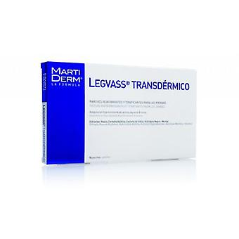 Martiderm Levgass transdermal patches (Beauty , Body  , Anti-Cellulite And Firming)