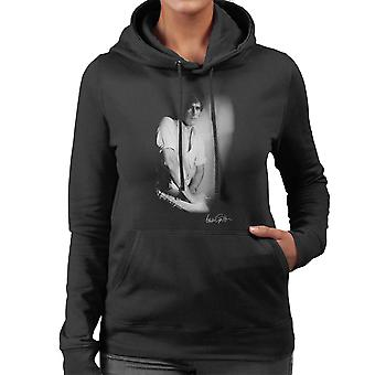 Bryan Ferry London Press Shoot Women's Hooded Sweatshirt