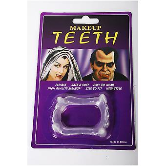 Halloween og horror plast dracula vampyrtænder