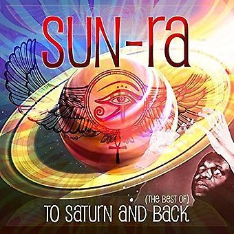 Sun-Ra - til Saturn og tilbage (bedste) [CD] USA import