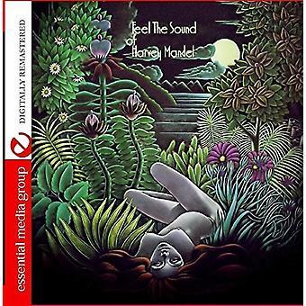 Harvey Mandel - känna ljud av Harvey Mandel [CD] USA import