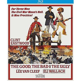 Good Bad & the Ugly (1967) [Blu-ray] USA import