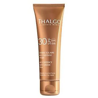 Thalgo Age Defense Sun Cream Spf30 50 ml (Beauty , Sun protection , Sunscreens)
