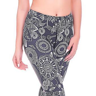 Mio attivo lungo Mumbai Yoga pantaloni MS16S10L