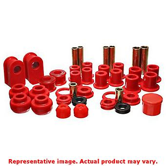 Energy Suspension Hyper-Flex System 4.18116R Red Fits:FORD 2003 - 2006 E-250  1
