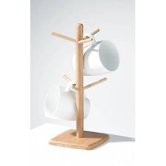Bamboo 6 Coupe Tasse Arbre