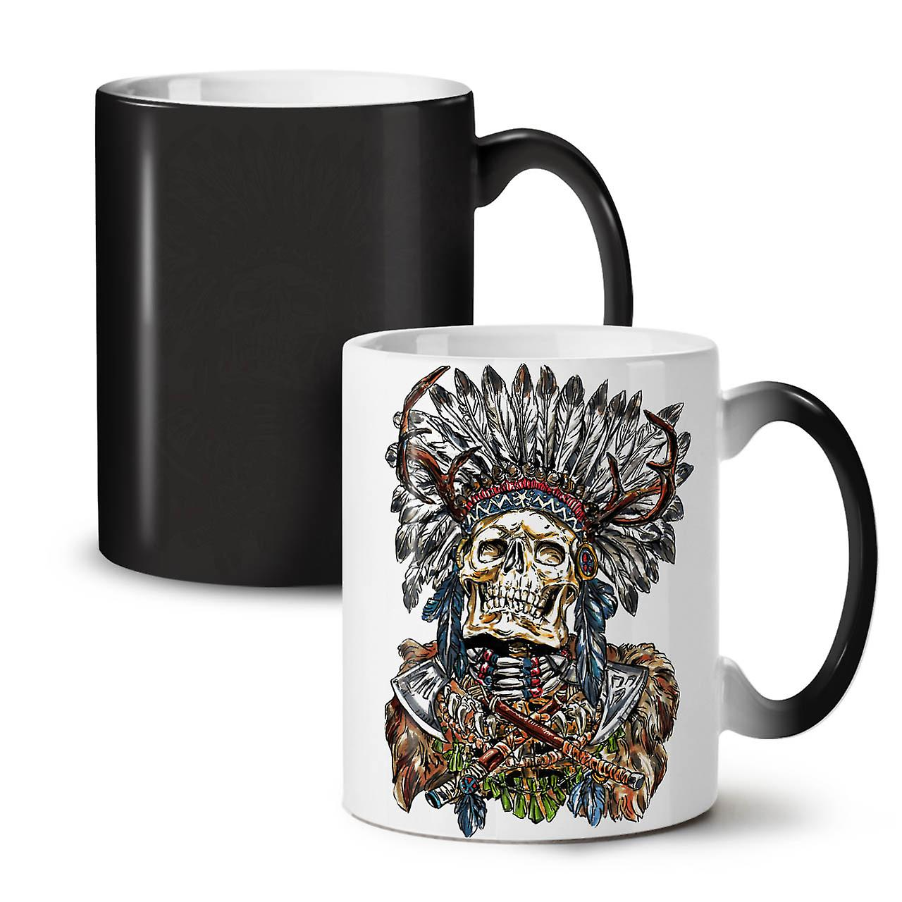 Mug Ceramic New OzWellcoda Black Tea Metal Changing 11 Coffee Native Bad Colour Guy pGqUzVSM