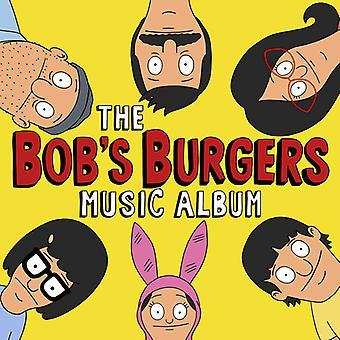 Bobs hamburgare musikalbum (2 CD) - The Bobs Burgers musikalbum (2 CD) [CD] USA import