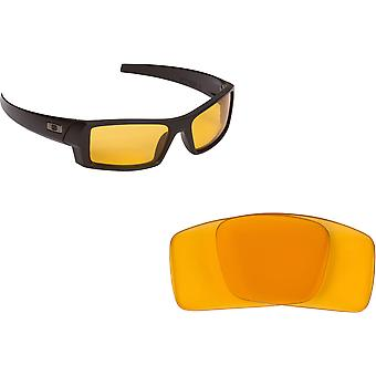 Best SEEK Replacement Lenses for Oakley Sunglasses GASCAN S Small Amber