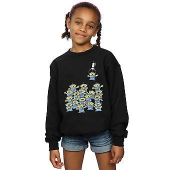 Disney Girls Toy Story The Claw Sweatshirt