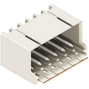 Pin enclosure - PCB 2092 Total number of pins 8 WAGO 2092-1428 Contact spacing: 5 mm 1 pc(s)