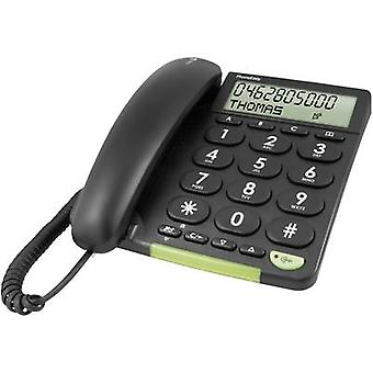 Corded Big Button doro PhoneEasy 312cs Visual call notification
