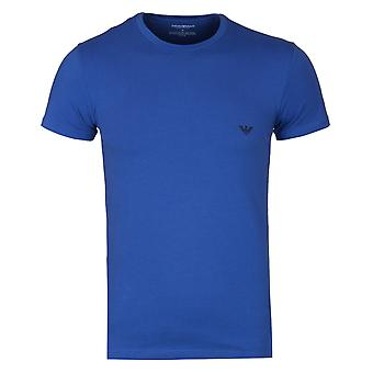 Emporio Armani Blue Back Eagle Lounge T-Shirt