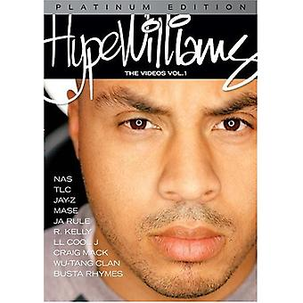 Hype Williams - videoer [DVD] USA importerer