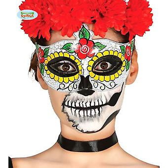 Guirca Anti-mask  Dia De Los Muertos  Woman (Babies and Children , Costumes)
