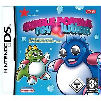 Bubble Bobble revolutie (Nintendo DS)