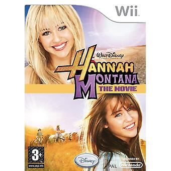 Hannah Montana The Movie Game (Wii)