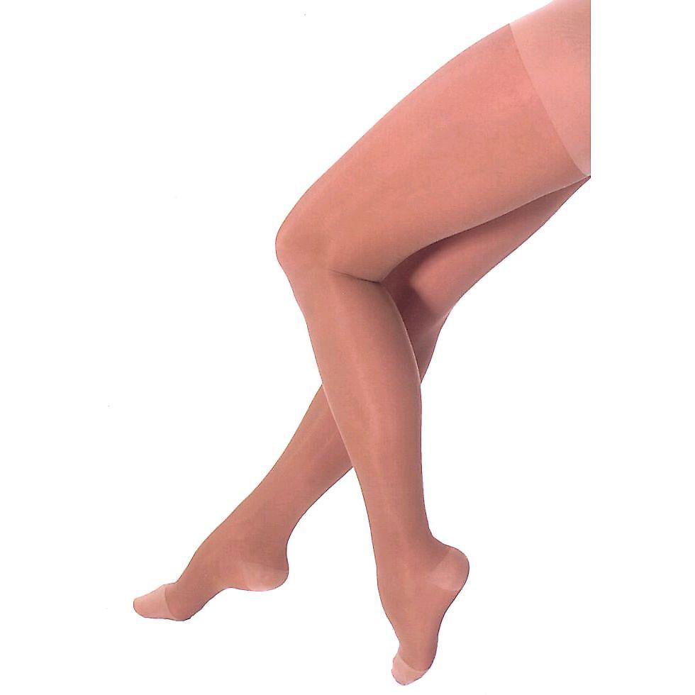 Pebble UK Sheer Support Tights [Style P15] Nude  Q Plus