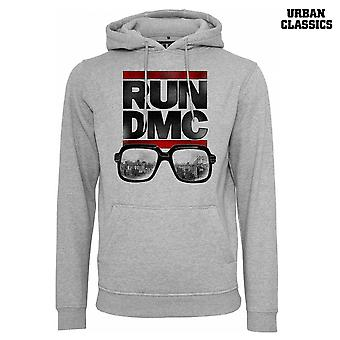 Urban classics Hoodie RUN DMC glasögon