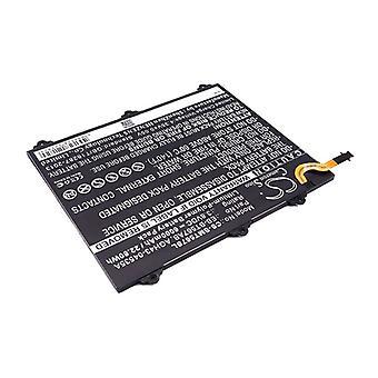 Batteri Udskift batteri-batteri til Samsung Galaxy fanen E 9.6 GH43 04535A EB BT567ABA udskiftningsbatteri ACCU