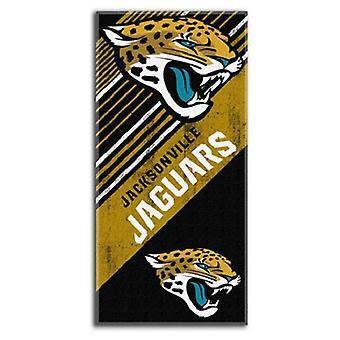 Jacksonville Jaguars NFL nordvest stranden badehåndkle