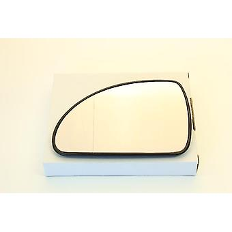 Left Mirror Glass (Heated) for Kia CEED Estate 2007-2012 Note Mirror Shape in image
